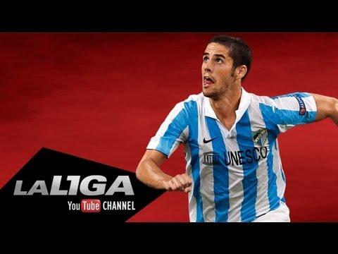 Los diez mejores goles del Málaga CF en la temporada 2011/2012