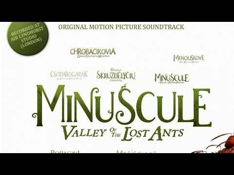 Minuscule саундтрек