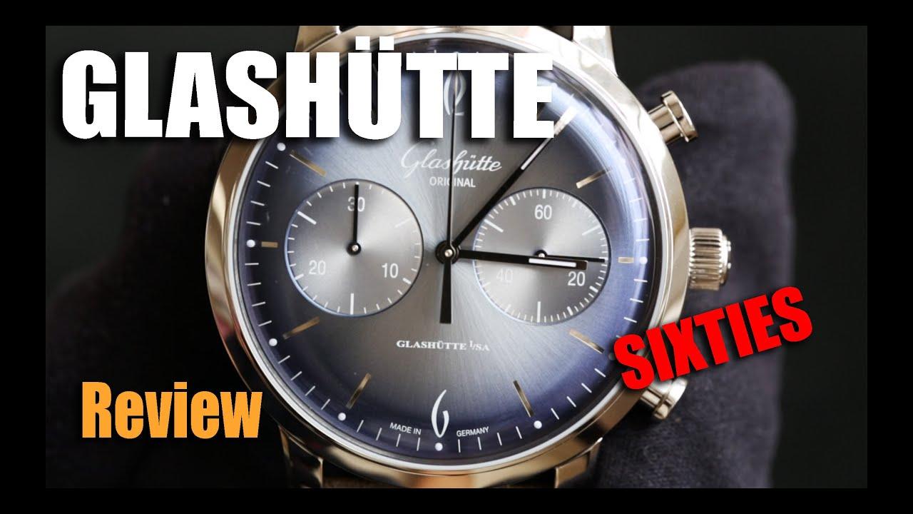 Glashütte Sixties Chronograph - Review