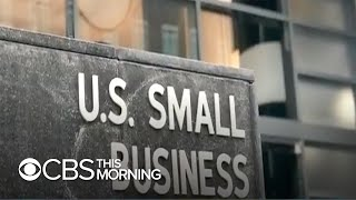 Federal small business loan site reveals users' personal data