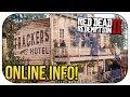 Red Dead Online: Ownable Properties, Races & Release Date!