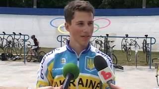 Юношеский чемпионат Украины по велоспорту на треке начался в Харькове