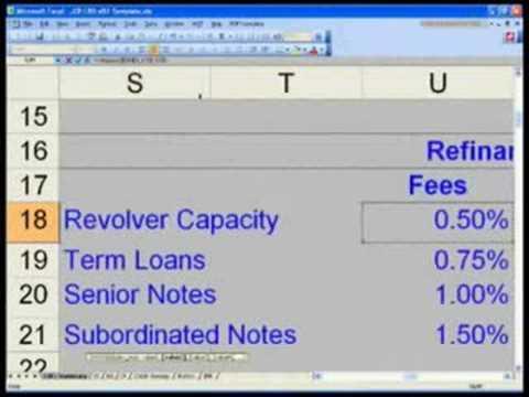 WST: 17.2 Complex LBO Modeling - Refinancing Scenarios Part2