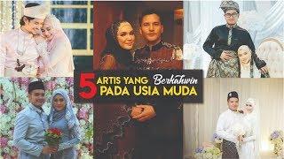5 artis yang berkahwin pada usia muda