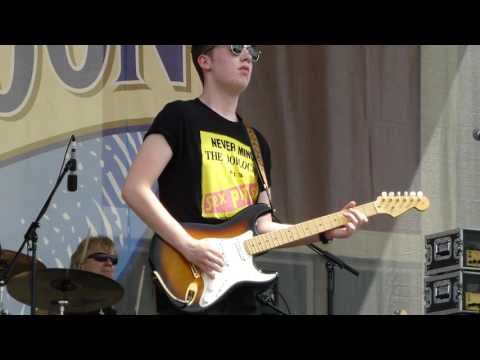 Quinn Sullivan - Little Wing - 6/4/16 Western Maryland Blues Festival