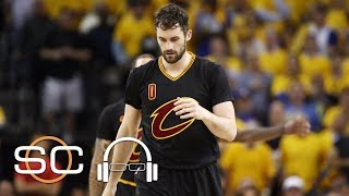Kevin Love Continues To Be 'Trade Bait' | SC with SVP | June 27, 2017