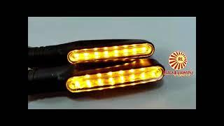 LAMPU SEN LED ASSY MINI D129 RUNNING SIEN VIXION AEROX CB150 NINJA CB