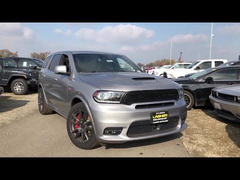 2018 Dodge Durango SRT Elk Grove Sacramento Roseville Folsom Rocklin