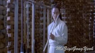 Hero - Library fight scene || Moon Vs. Jet Li ||