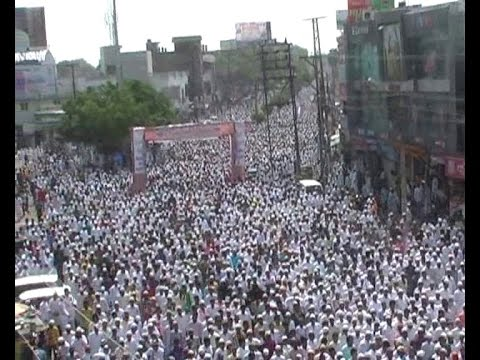 Muslims against the termination of Urdu teachers in Kota | First India News Rajasthan