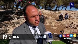 شخصيات مقدسية تواجه التهديد الأمريكي بالاعتراف بالقدس عاصمة لدولة الاحتلال - (4-12-2017)