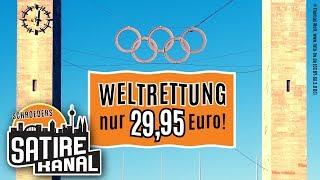 Florian Schroeder: Nur mal kurz die Welt retten – Bürgerversammlung im Olympiastadion