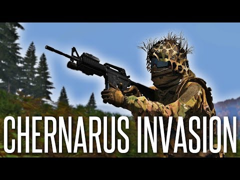 INVASION OF CHERNARUS!