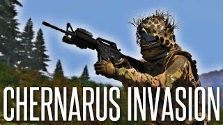 INVASION OF CHERNARUS! - ArmA 3 Public 50-Player PVP Event