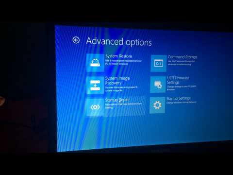 How to Fix Black Screen after logging in Windows 8 (2017)