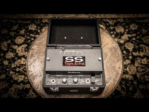 Fulltone Solid State Tape Echo Demo