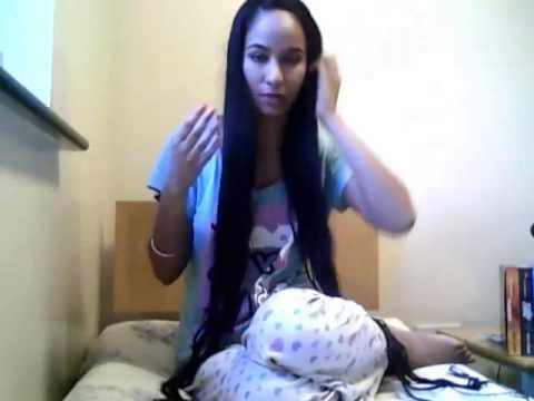 Moroccan Oil For Knee Length Hair YouTube