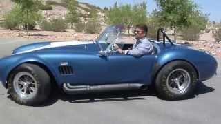 1964 AC Cobra 427 Side Oiler 5-Spd by Viva Las Vegas Autos