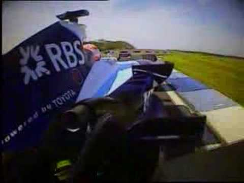 Explains the Effects of G-Force on Formula 1 Drivers