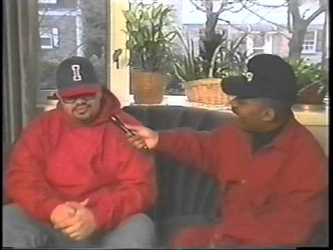 Video Explosion Interview  Heavy D 1993