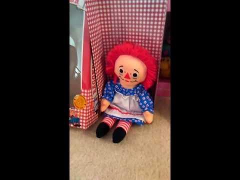 100 Anniversary Raggedy Ann Doll