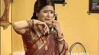 Superhit Gujarati Play - Ramat Shunya Chokdi Ni - Part 10 Of 15 - Homi Wadia - Gayatri Raval