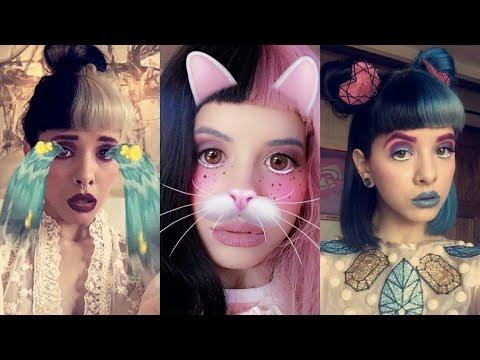 Melanie Martinez - Snapchat