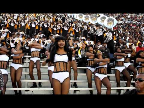 "Alabama State Stingettes ""Legs Shakin"" (MCC '14)"