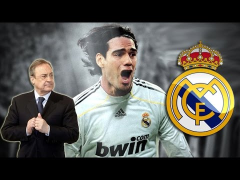 Radamel Falcao - Welcome to Real Madrid ,Goals & Skills - 2013/14 HD