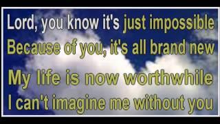 Jaci Velasques-Imagine Me Without You-(karaoke)