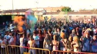 Ferry Sander @ Holi Festival Agramunt 2k15