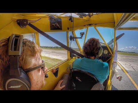 First Cub Flight! - My Dream Airplane