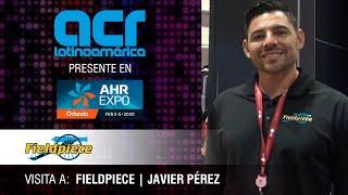 Visita a Fieldpiece durante AHR Expo Orlando 2020