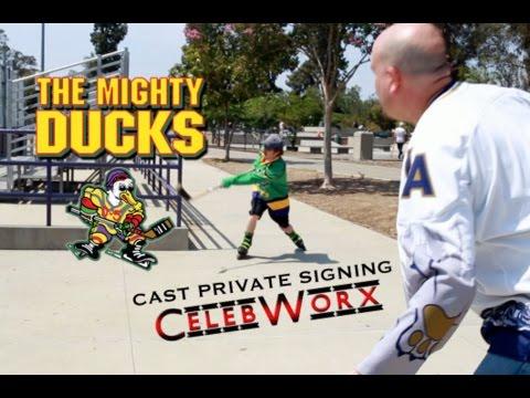 Matt Doherty Mighty Ducks