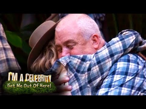 Cliff Gets Freed From The Jungle Jailhouse | I'm A Celebrity... Get Me Out Of Here!