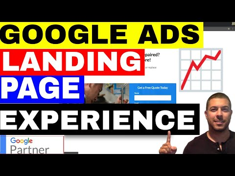 google-ads-landing-pages:-improve-adwords-landing-page-experience-🔥🔥