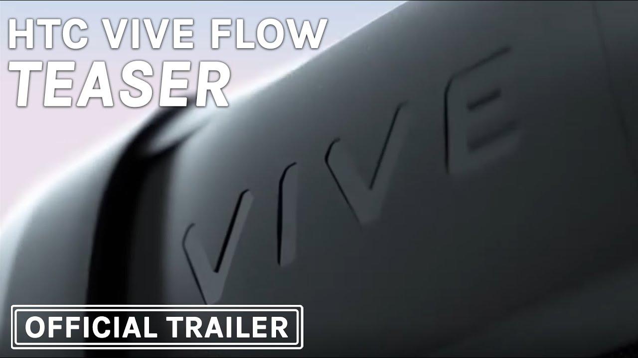 HTC Vive Flow Teaser Trailer