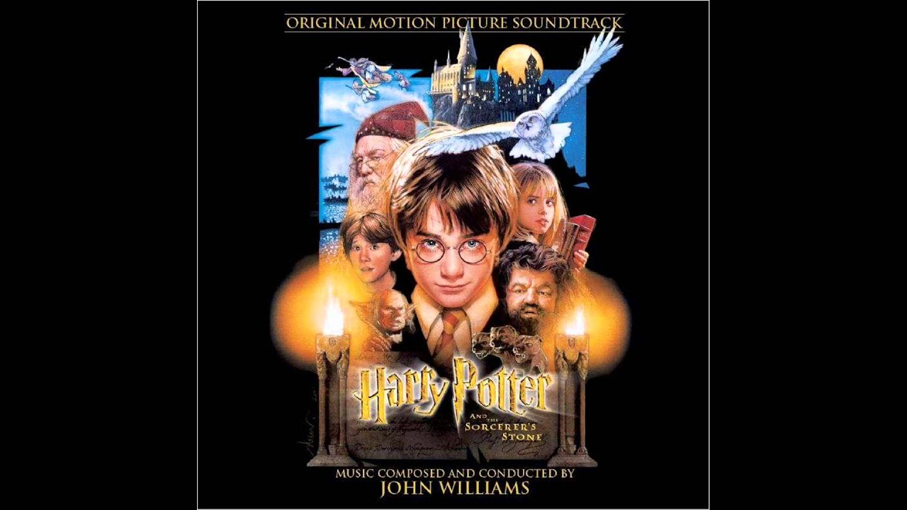 09 Hogwarts Forever And The Moving Stairs Harry Potter And The Sorcerers Stone Soundtrack