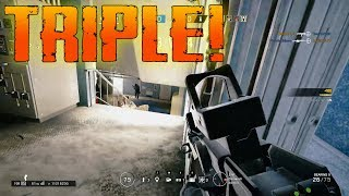 Rainbow Six Siege - PC | Triple su Triple!