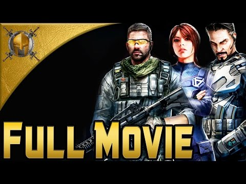 Modern Combat 5 Blackout  (PC) - Full Movie (Gold/3 Stars) - Best Graphics -  1080p 60fps