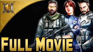Modern Combat 5 Blackout  (PC) - Full Movie (Gold/3 Stars) - Best Graphics -  [1080p 60fps]
