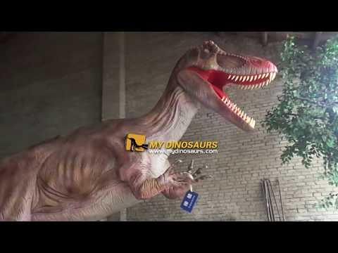 Animatronic Simulation Dinosaur PinocchioRex
