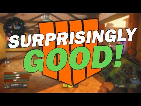 Black Ops 4 Is REALLY GOOD (First Review)