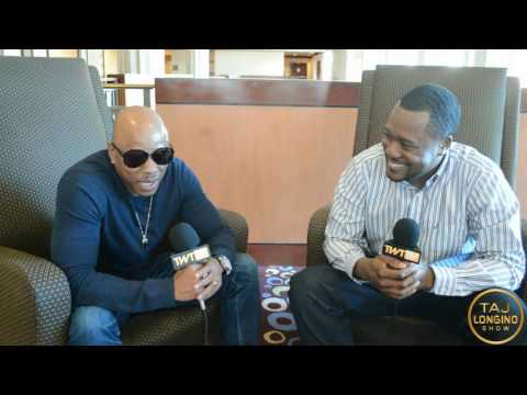INTERVIEW WITH DONELL JONES
