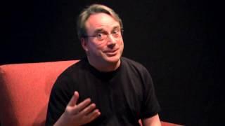 Linus Torvalds: 2014 Computer Pioneer Award