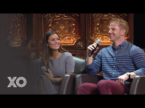 Why We Waited to Have Sex | XO Marriage Conference | Sean and Catherine Lowe, The Bachelor
