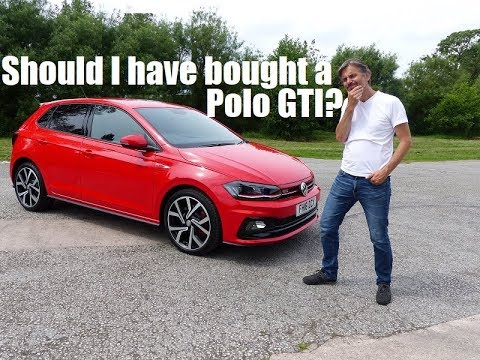 should i have bought a new 2018 vw polo gti youtube. Black Bedroom Furniture Sets. Home Design Ideas