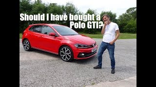 Should I have bought a new 2018 VW Polo GTI???
