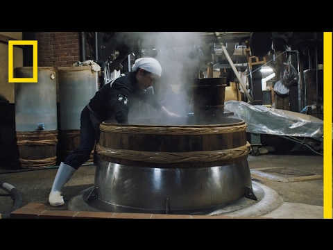 Thumbnail: A 750-Year-Old Secret: See How Soy Sauce Is Still Made Today | Short Film Showcase