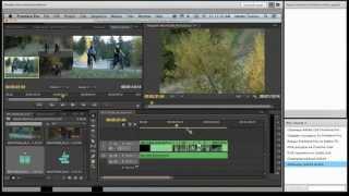 Профессиональный монтаж с Adobe Premiere Pro CS6